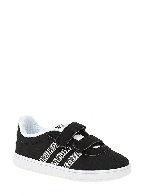 adidas Court Anımal Cmf In Siyah